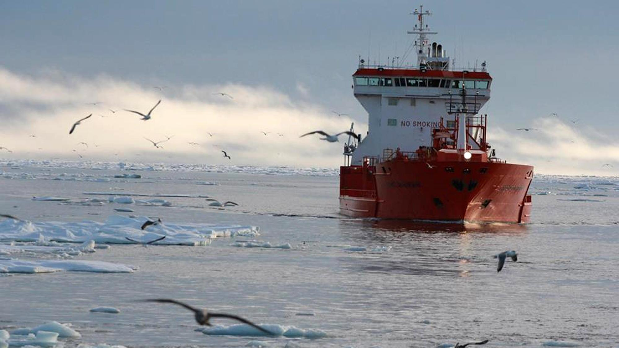 Why is the US concerned about China's influence in the Arctic?